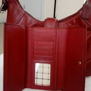 Coach Bags - Coach Leather Purse and Wallet